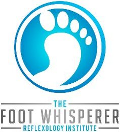 the foot whisperer reflexology institute tampa florida logo 2 11