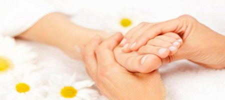 Reflexology training course